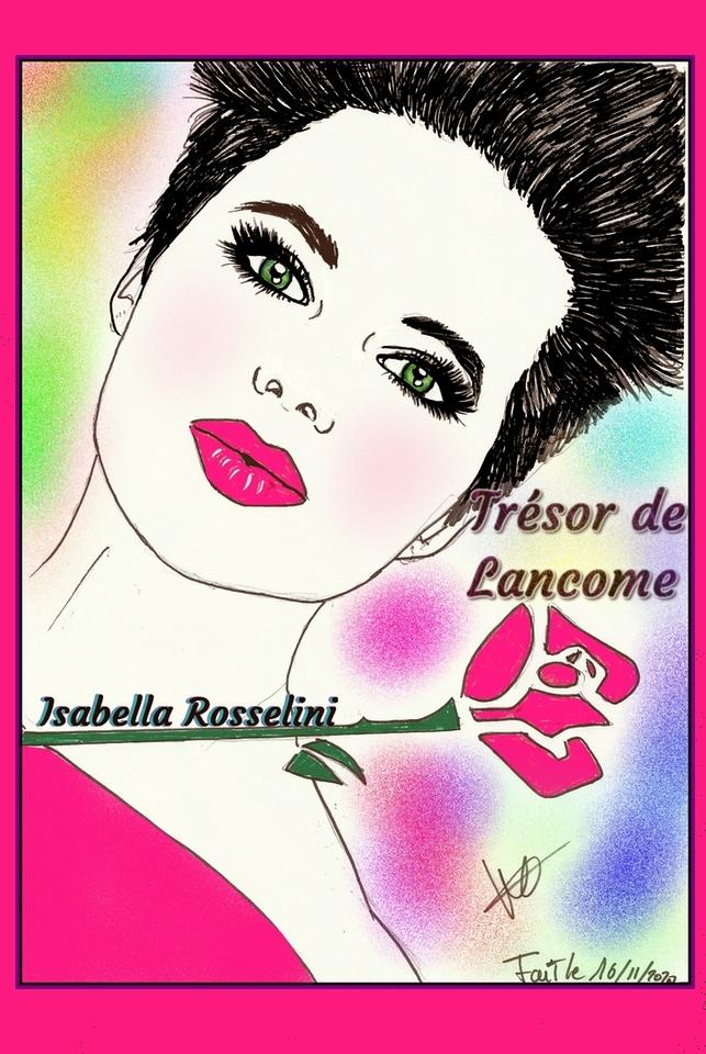 Isabella Rossellini par isabella1988